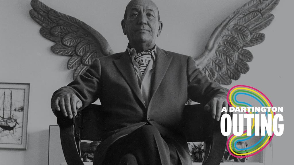 A Dartington Outing Noel Coward