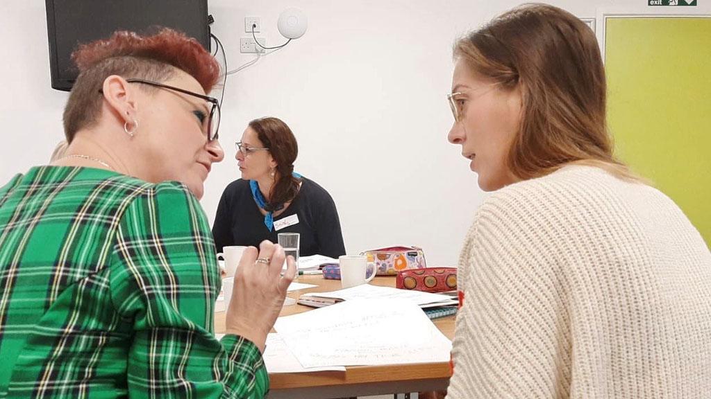 Women on AWE Plymouth programme