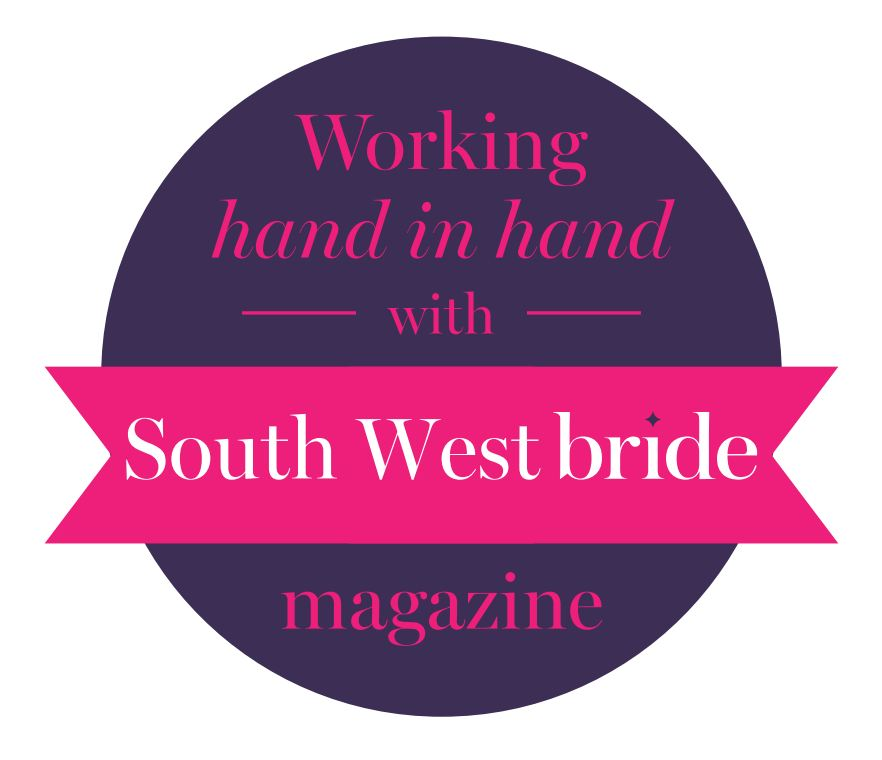 working hand in hand with South West bride magazine