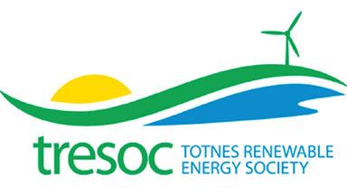 Totnes Renewable Energy Society logo (TRESOC)