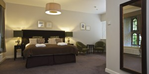 Deluxe Room at Dartington Hall