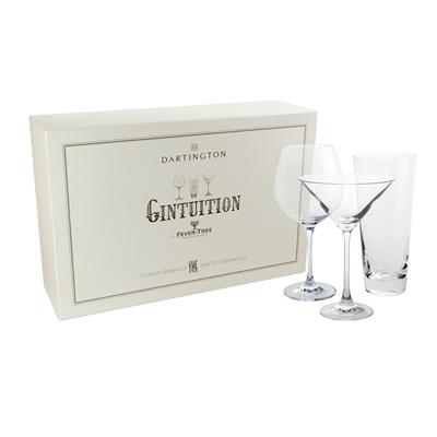 Dartington Crystal Gintuition Gift Set