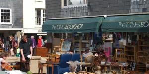 Totnes Bookshop