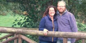 Hannah and Duncan Nobbs of Partridge Farm Meats