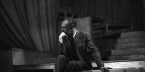 Michel Chekhov, taken by Stuart Black. Photo The Dartington Hall Trust Archive