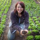 Sarah from School Farm Organics