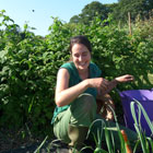Jenny from School Farm CSA