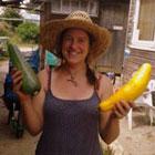 Mel from School Farm CSA