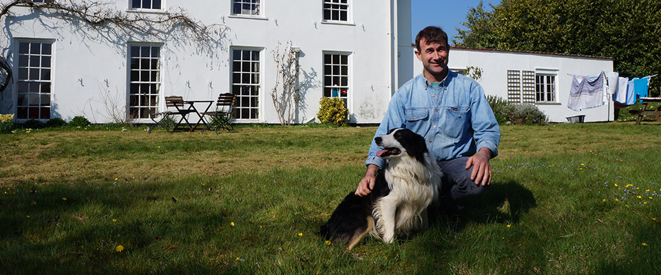 New farmer at Dartington set to push boundaries