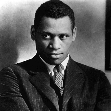 Paul Robeson (courtesy of diarci.com)