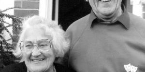 Edna & Bert Pitman