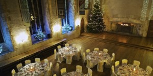 Christmas in Dartington's Great Hall