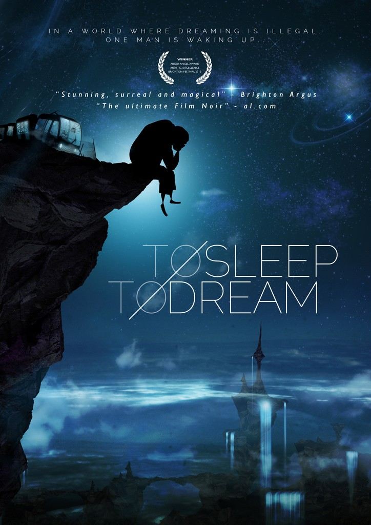 Promotional poster: To Sleep To Dream, Earfilms.