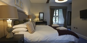 Dartington Hall room - Double Ensuite West Wing