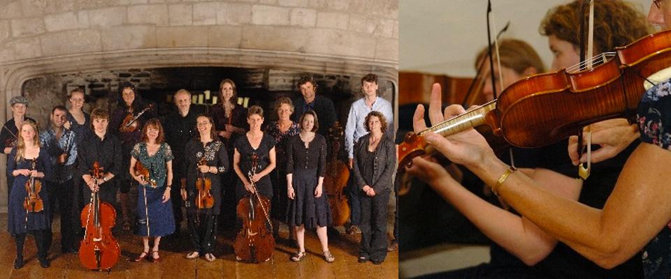Devon Baroque Orchestra - Water Musics