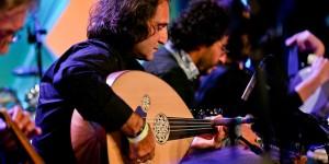 Oud player Yurdal Tokcan. Image: BBC