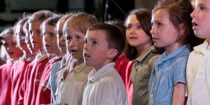 Children's commission at St Mary's Church. (c) Terry Jeavons Photography