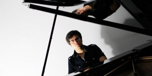 Florian Mitrea. Photography: Hana Zushi Courtesy of Royal Academy of Music