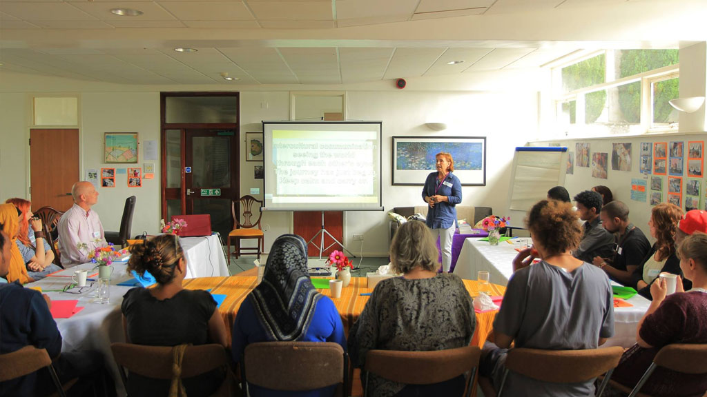 South Devon Refugee Support Network workshop