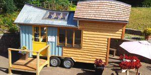 Black Dog Carpentry's bespoke wagon