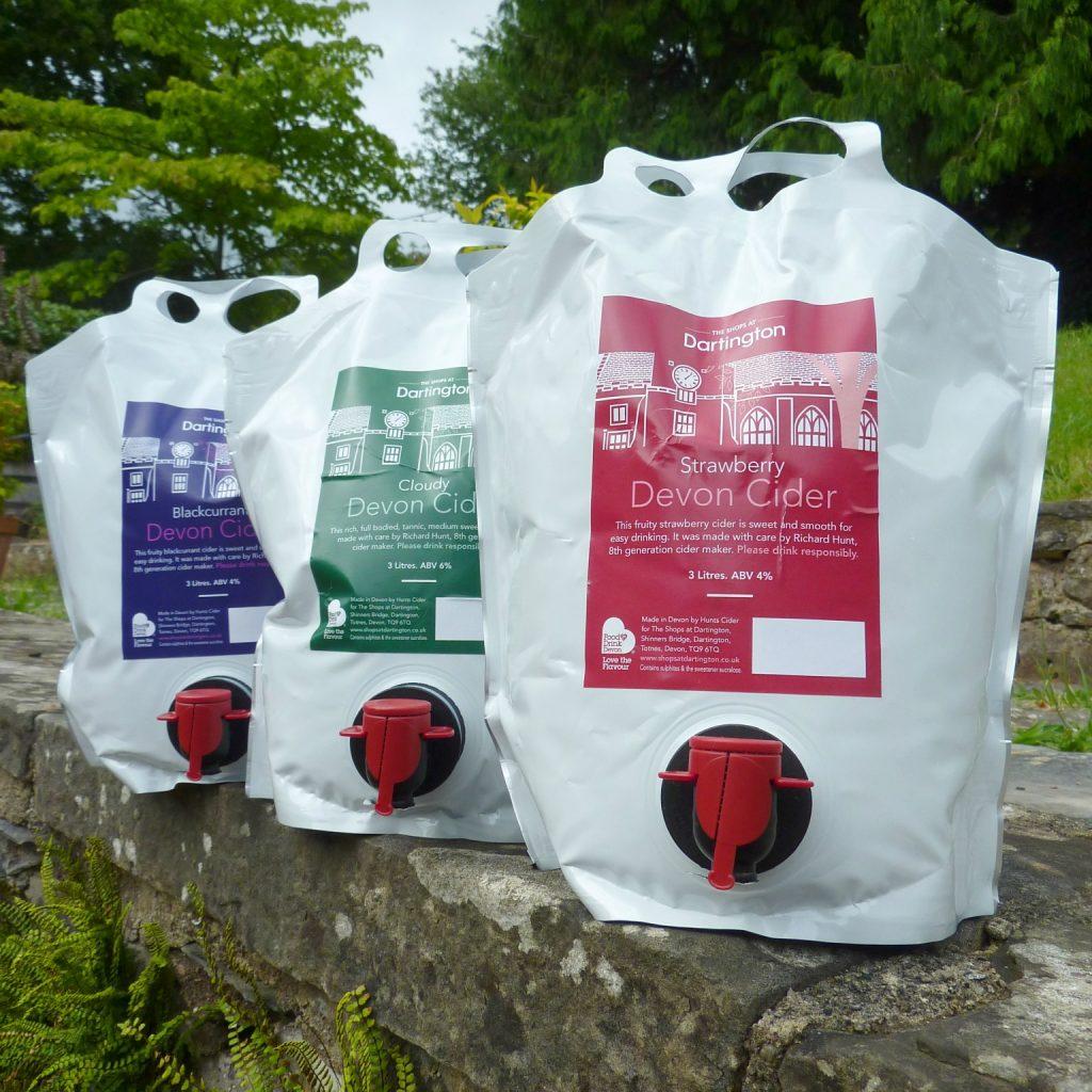 Dartington Cider Bags