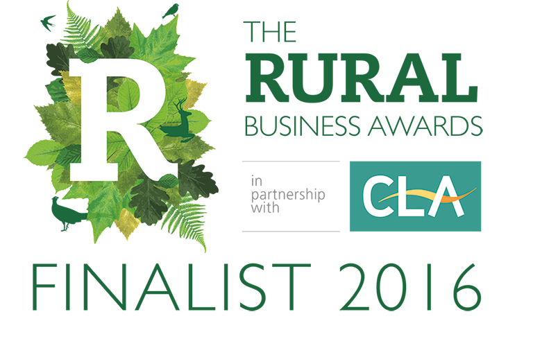 Rural Business Awards finalist 2016