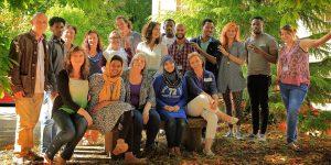 South Devon Refugee Support Network workshop