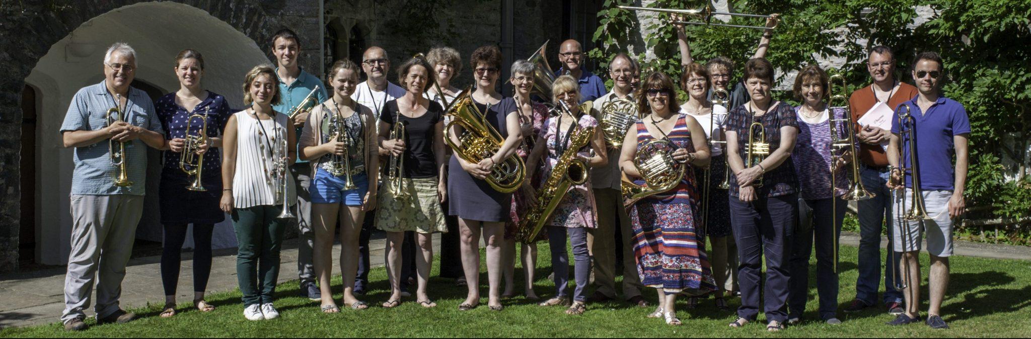 Brass Ensemble 2016