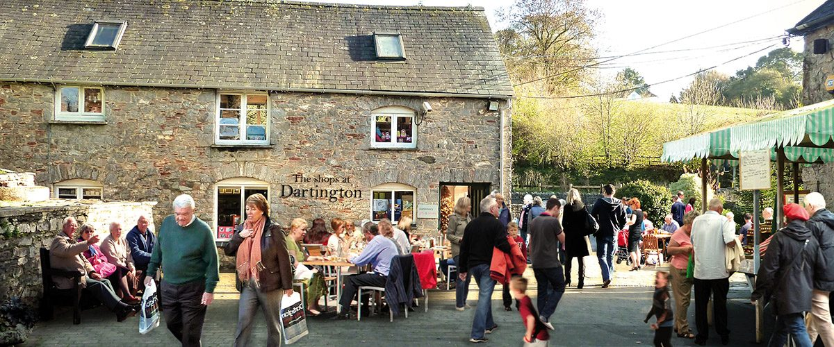 The Shops at Dartington Café Supervisor