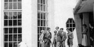 Dartington Film Unit outside Foxhole