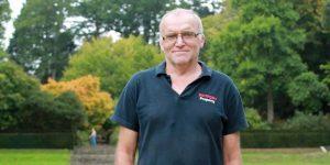 Head Gardener, Ian Gilbert