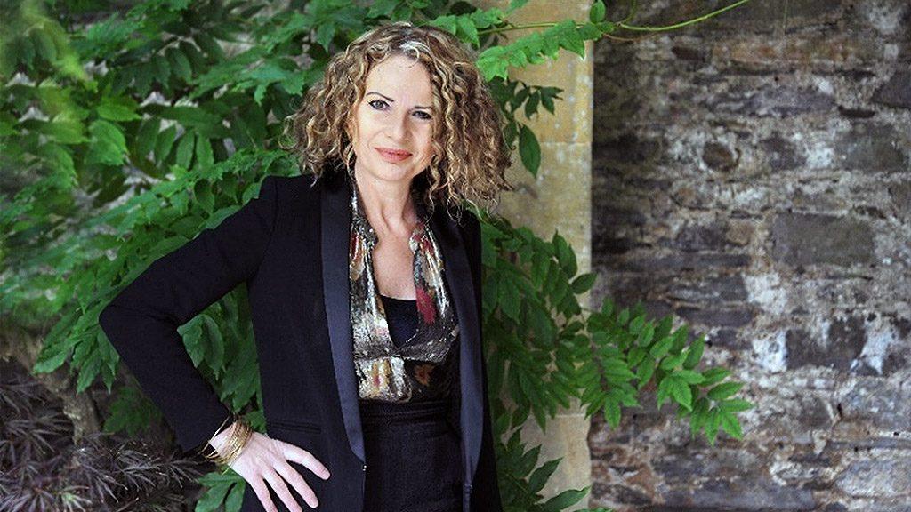 Joanna MacGregor at Dartington. (c) Kate Mount