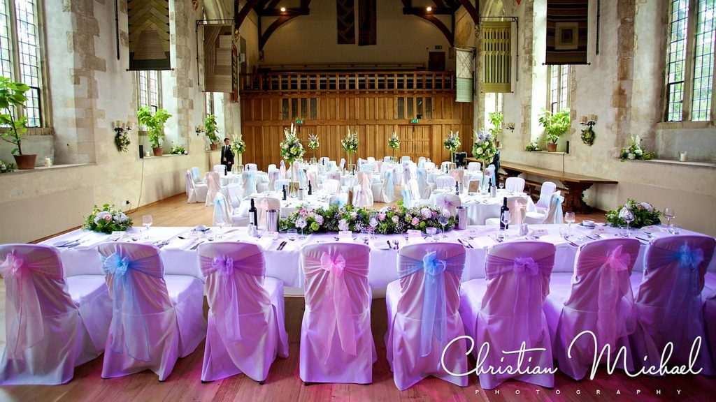 The Great Hall (c) Christian Michael photography