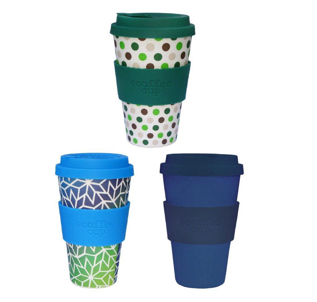 ECOffee Bamboo Cups
