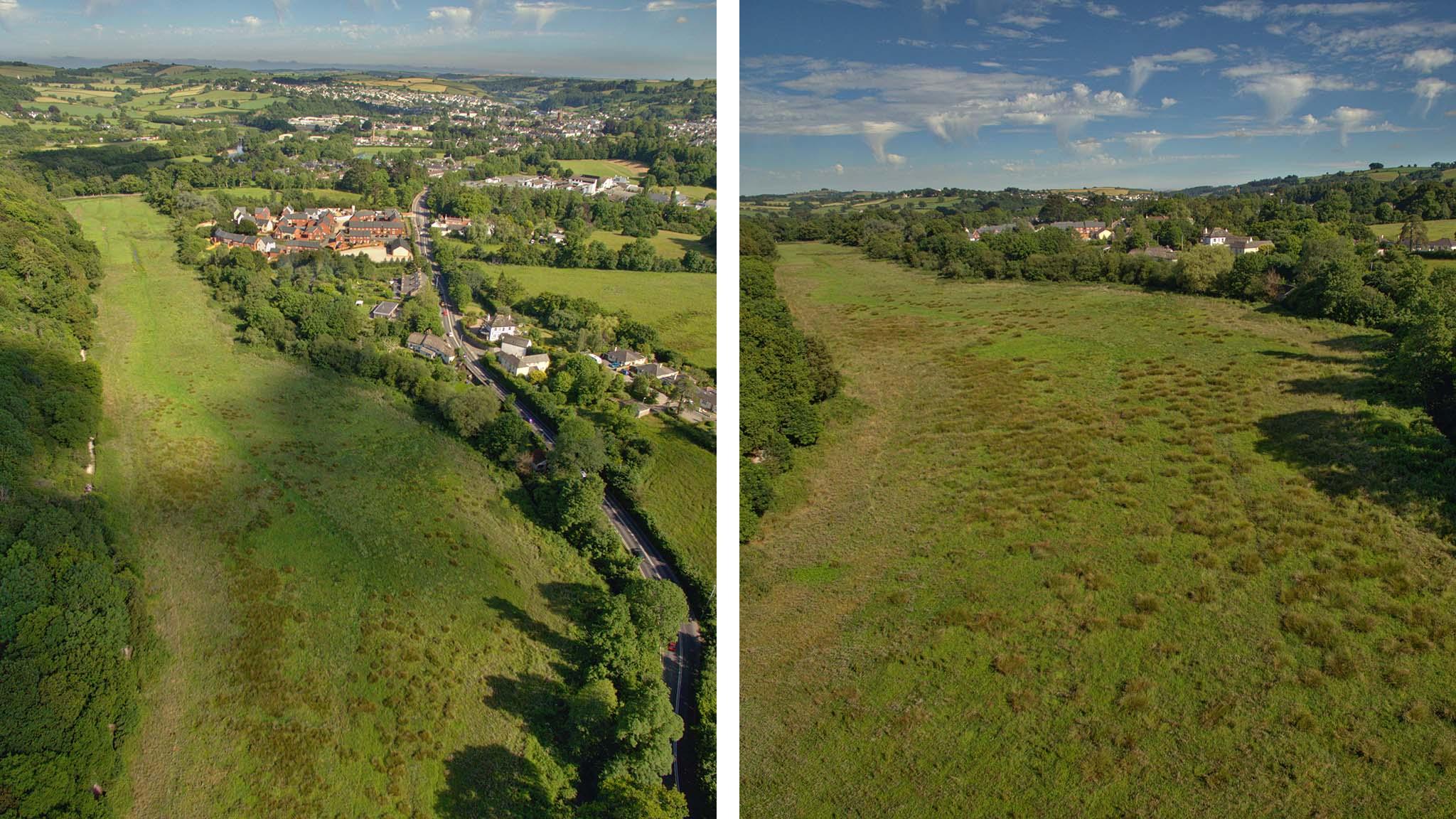Work starts on first stage of Queen's Marsh wetland habitat restoration