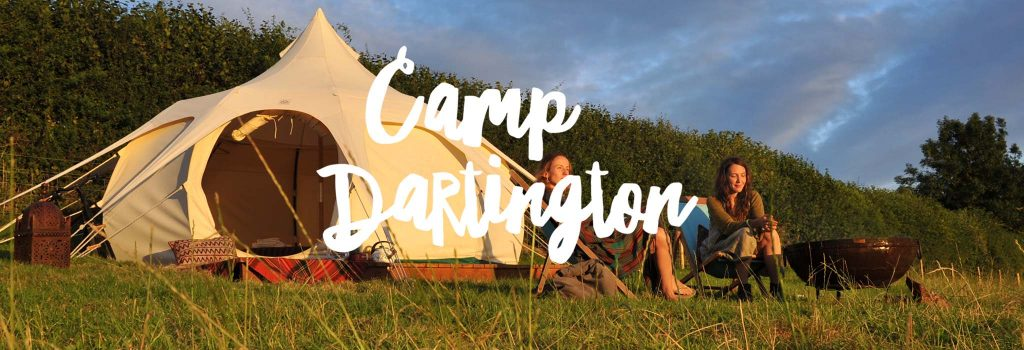 Camp Dartington slider