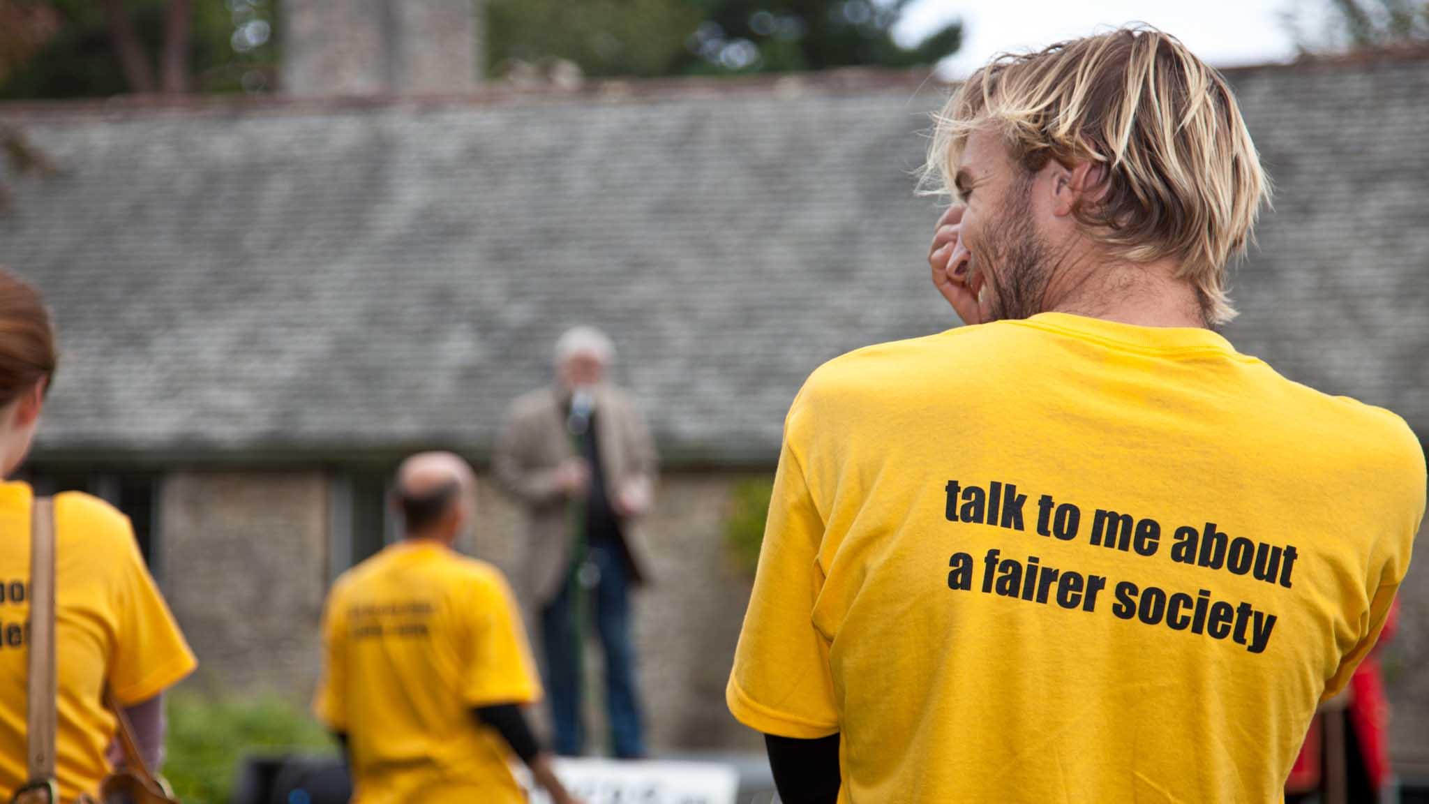 Volunteer Opportunity: Festival Steward