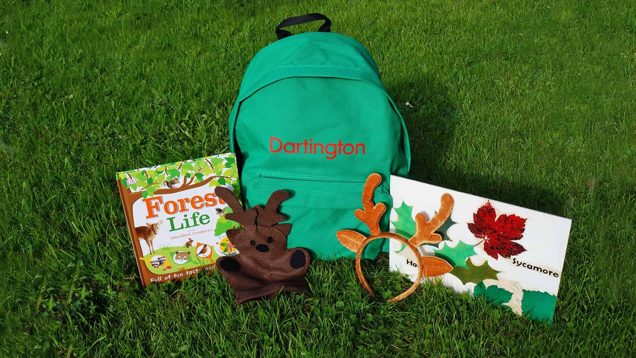 Backpacks for mini explorers