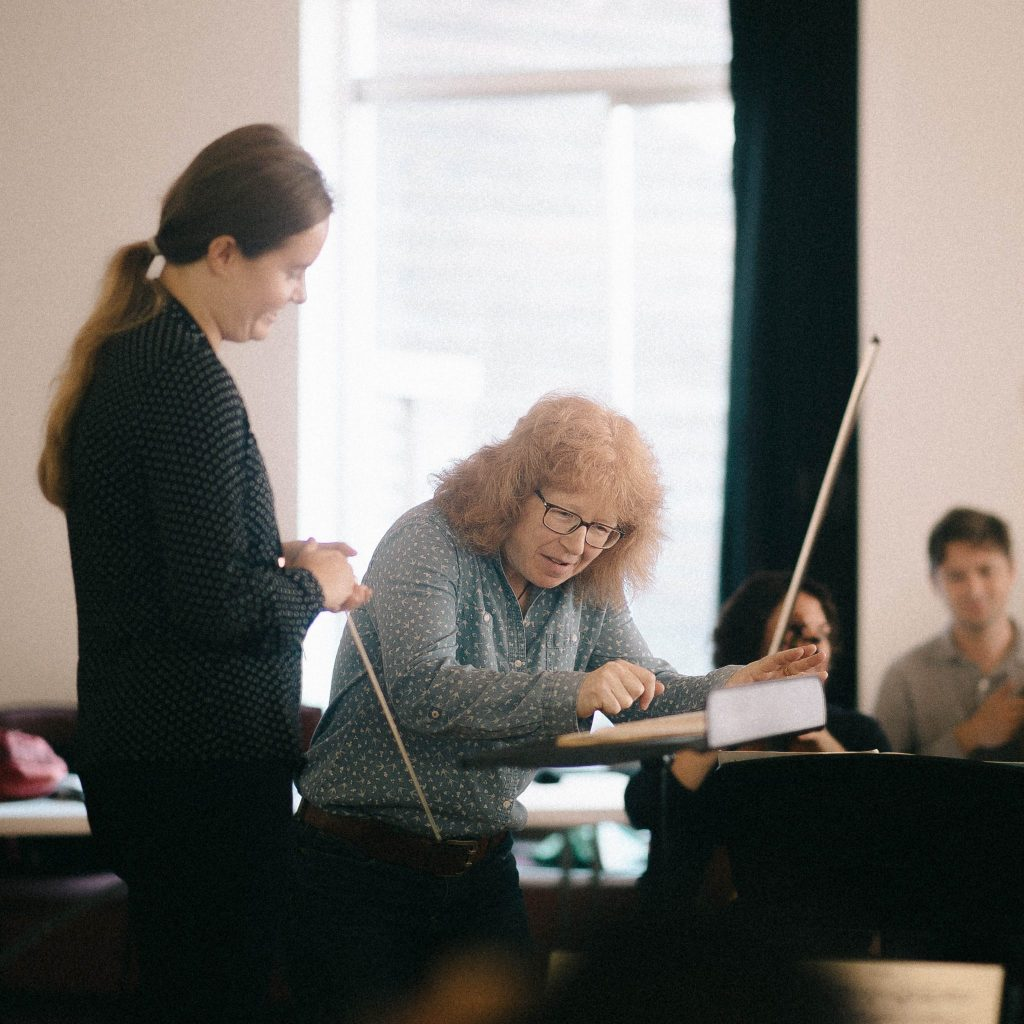 Conductors workshop with Sian Edwards (4)
