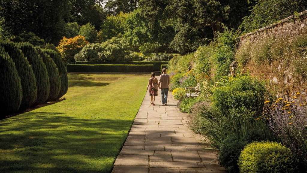Our gardens tours are back!