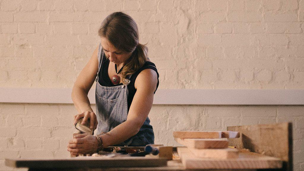 carpentry for women
