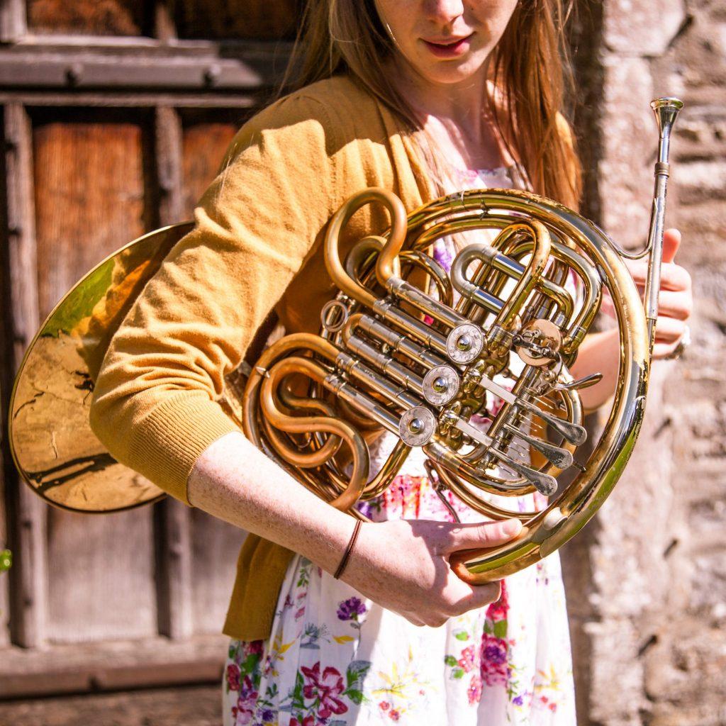 Summer School french horn