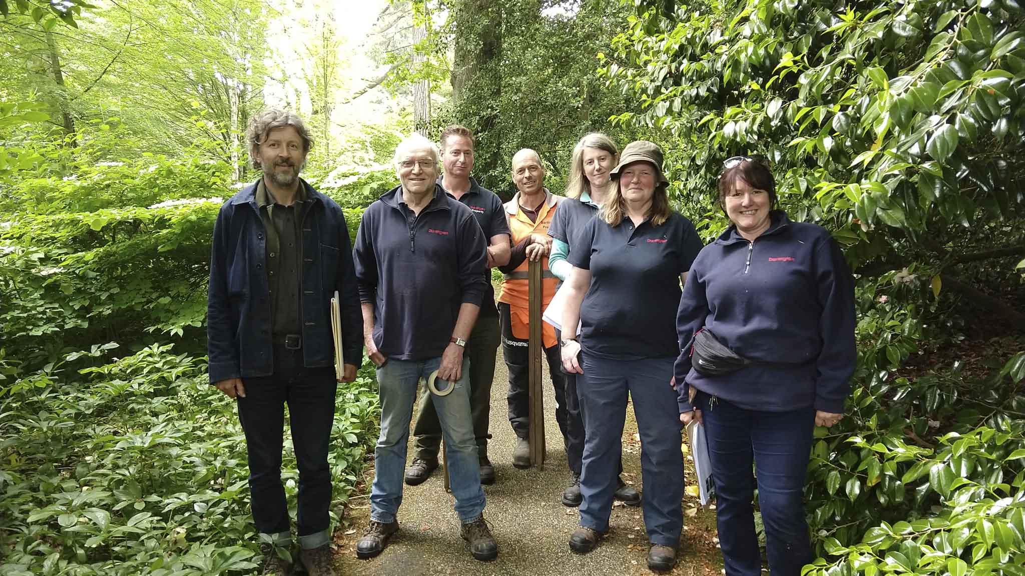 gardens team dan pearson