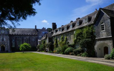Land sale secures future of Dartington Hall estate