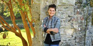 Sara Mohr-Pietsch, Dartington 2018 image Kate Mount website
