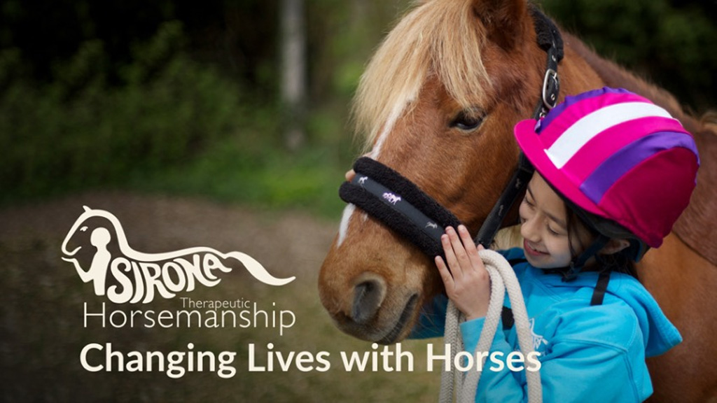 Horse therapy charity opens new centre on Dartington estate