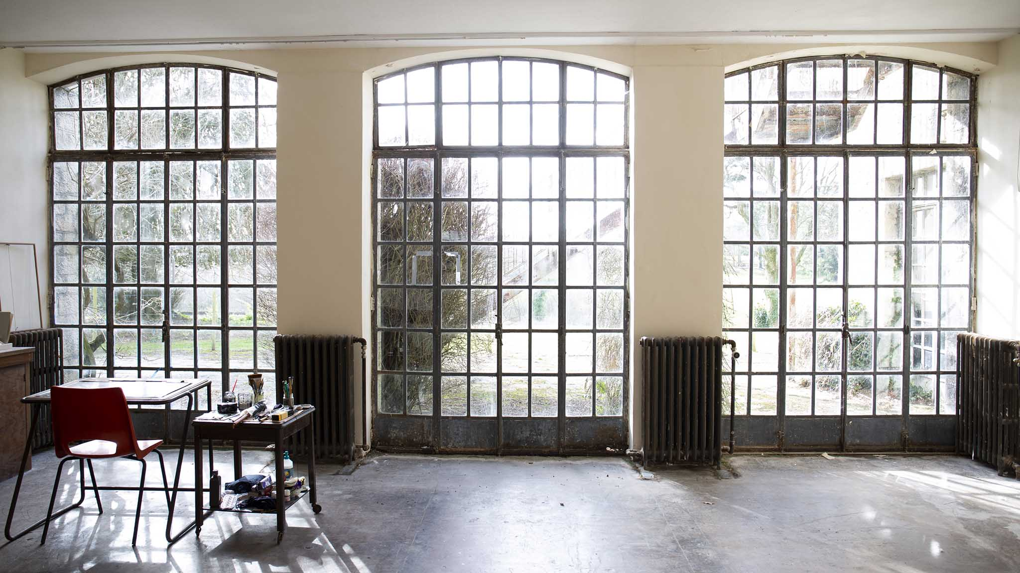 Cutting-edge new arts programme in former Dartington Hall school building