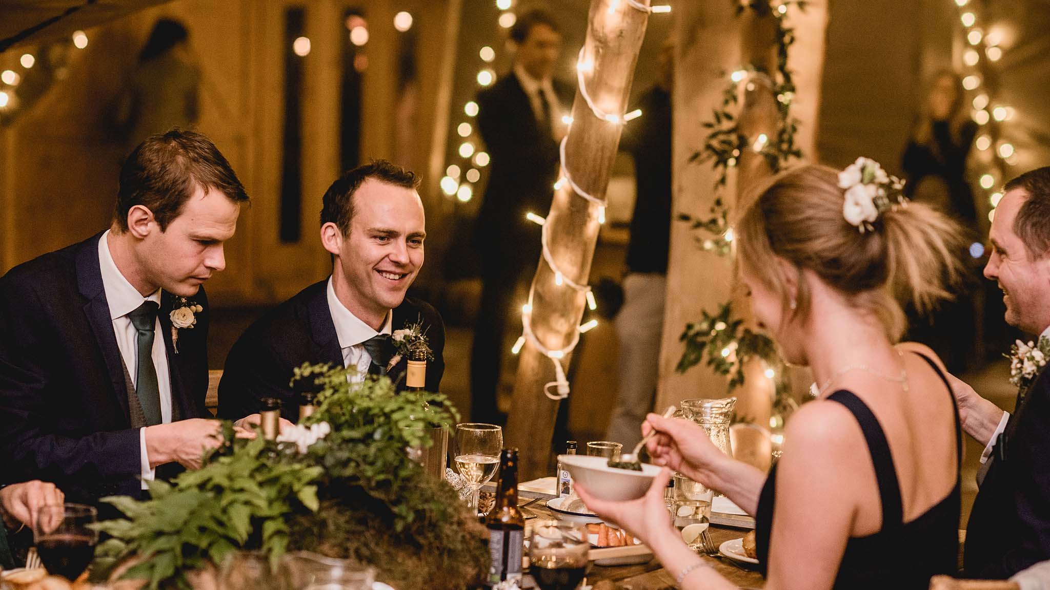 Dartington Hall Weddings: Hospitality