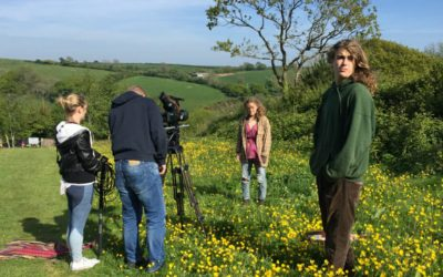 Guest blog: How the story of one Totnes family came to the silver screen