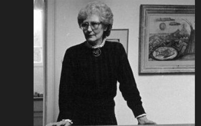 Mary Bride Nicholson